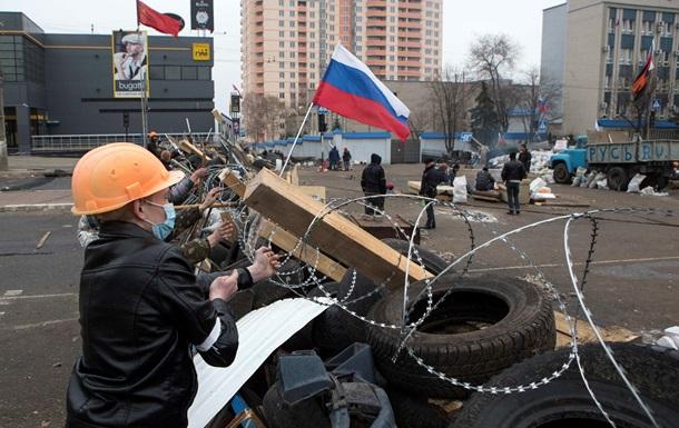 Луганские протестующие устраивают в понедельник  Сход  - СМИ