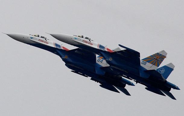 Самолеты ВВС России семь дней совершают облеты Японии