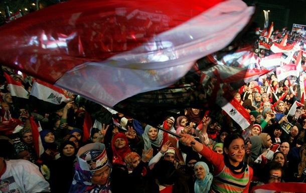 За пост президента Египта будут бороться два кандидата