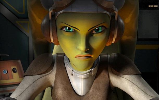 В сети появился отрывок нового мультсериала Звездные войны