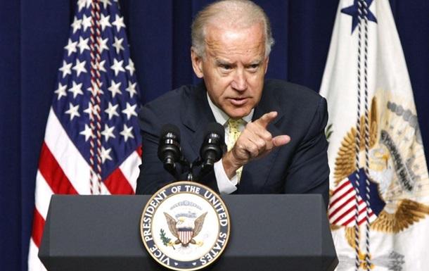 Байден уверяет, что США поддерживают изменения в Украине