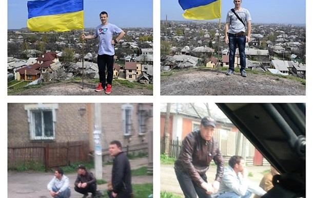 В Стаханове обстреляли школьников, установивших украинский флаг - соцсети