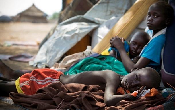 От повстанцев на базе ООН на севере Южного Судана укрылись 23 тысячи граждан