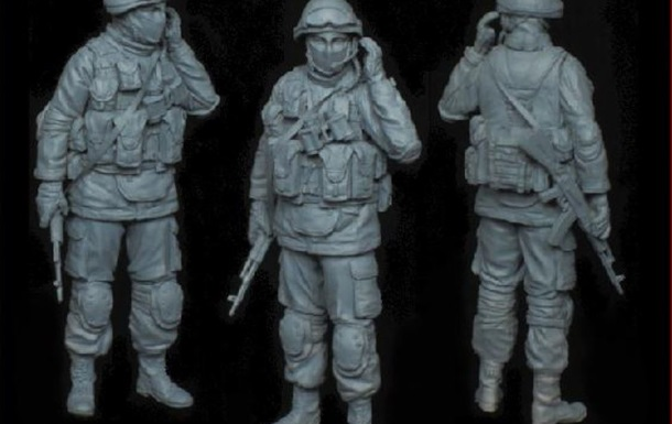 В Чехии выпустили игрушечных  зеленых человечков