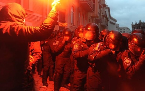 ГПУ расследует избиение митингующих 1 декабря на Банковой