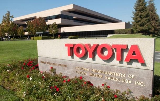 Toyota первая в мире продала за год более 10 млн автомобилей