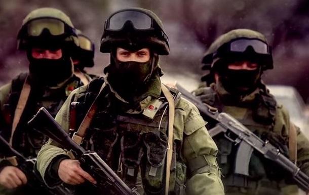 Вежливые люди. Минобороны РФ написало гимн  зеленым человечкам