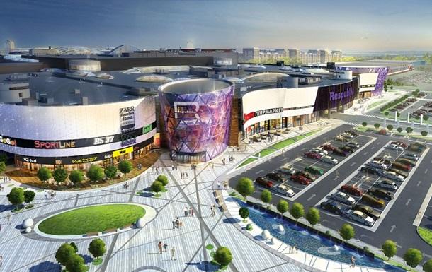 В 2014 году в Киеве откроют только половину заявленных торговых центров