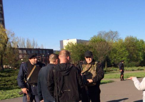 Сепаратисти Донбасу: В Маріуполі встановлено порядок