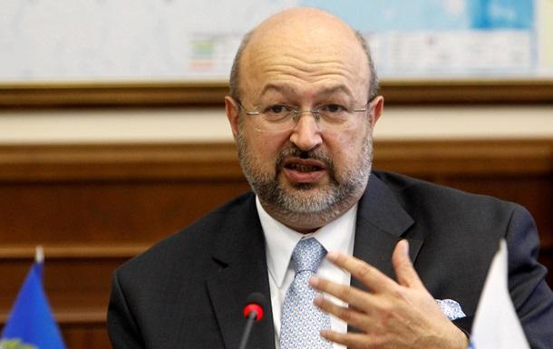 Нужно, чтобы власти Украины более активно присутствовали на востоке - генсек ОБСЕ