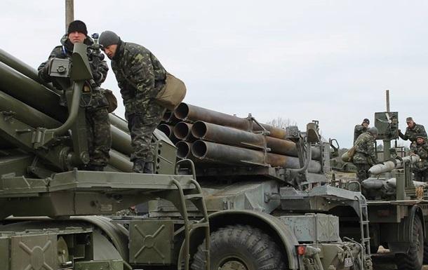 Украинские военные отправились на защиту северных границ