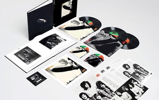 Led Zeppelin выложили в сеть две ранее не изданные песни