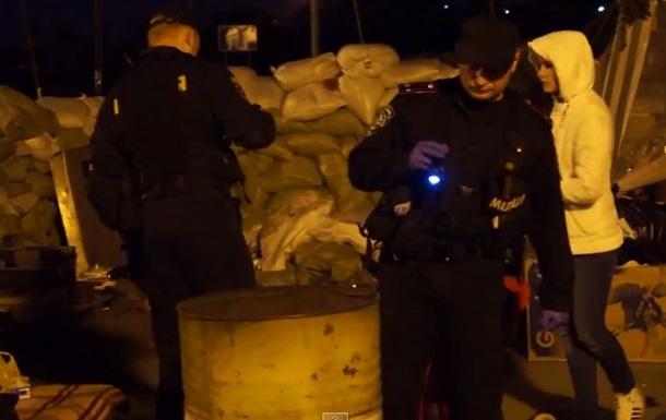 Взрыв на блокпосту в Одессе был совершен умышленно - МВД