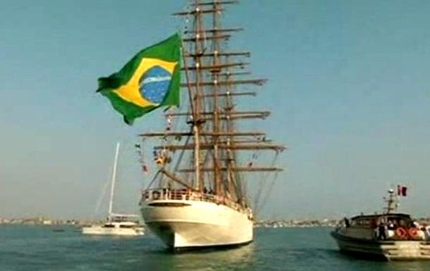 Лима принимает парад исторических парусников Латинской Америки