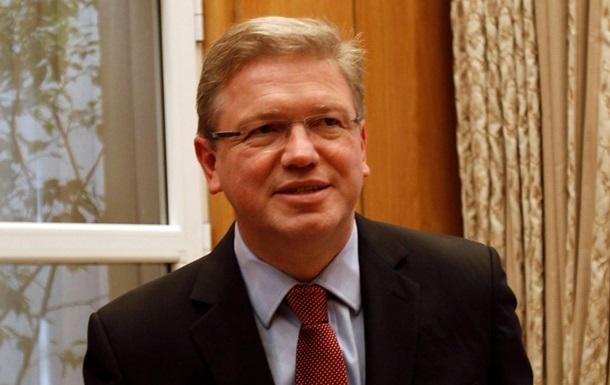 Еврокомиссия и Киев решают, куда в первую очередь направить финпомощь - Фюле