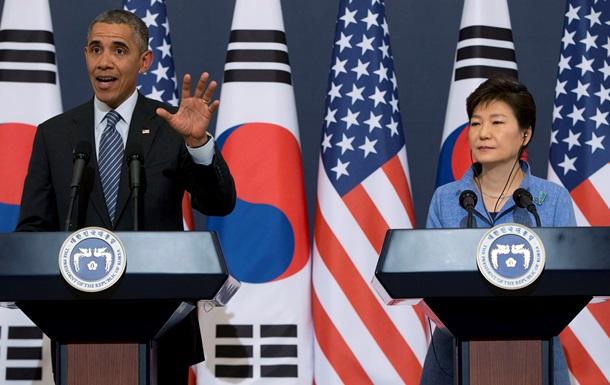 Мы без колебаний используем нашу военную мощь против КНДР - Обама