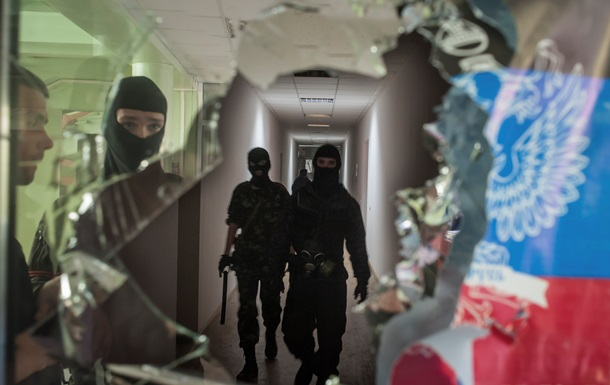 Ополченцы захватили трех офицеров СБУ