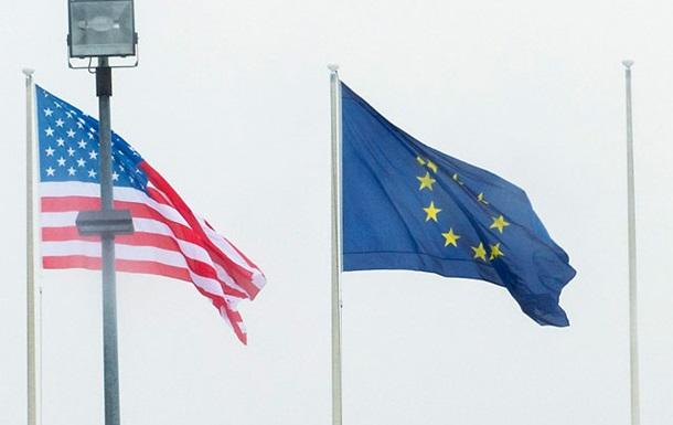 Обама призвал Вашингтон и Брюссель скоординировать санкции в отношении России