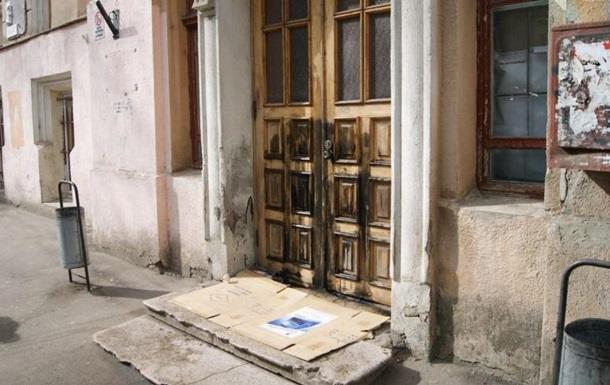 В Одессе забросали коктейлями Молотова университет имени Мечникова