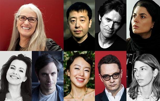 Каннский кинофестиваль огласил имена членов жюри