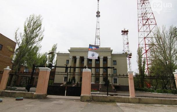 В Донецке на областном ТВ запустят российское телевидение