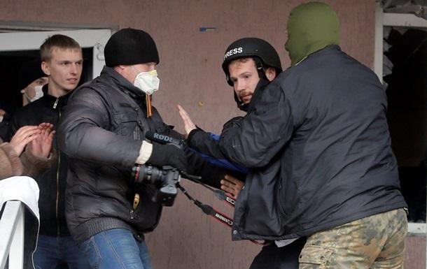 Немецкие СМИ: Захват заложников в Украине - рецидив каменного века