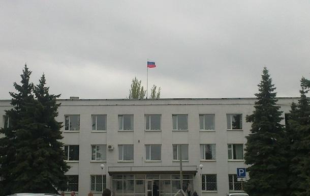 Митингующее захватили горсовет в Первомайске – активист