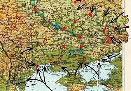 Еще один план захвата Украины!