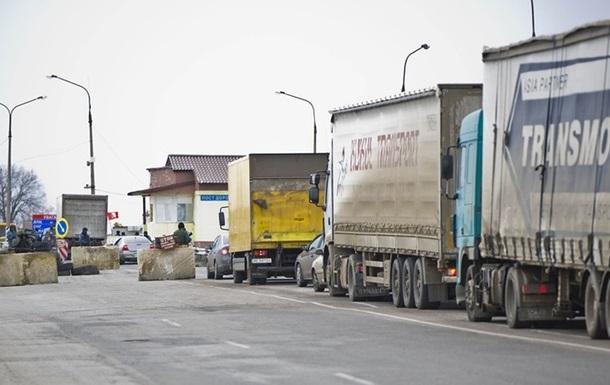 На границе с  Крымом водители стоят в очереди по 5-10 часов - Госпогранслужба