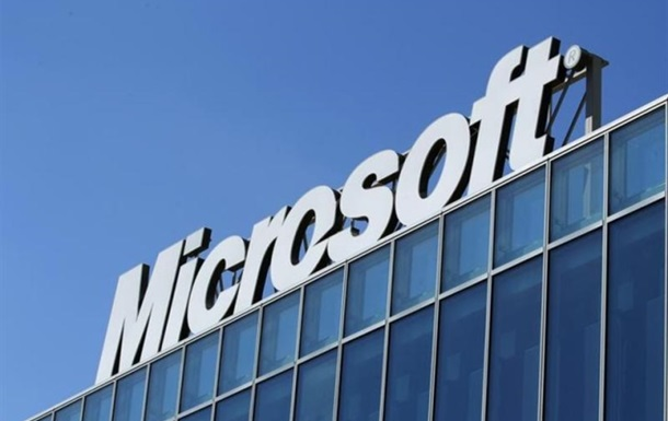 Microsoft присоединяется к санкциям против России