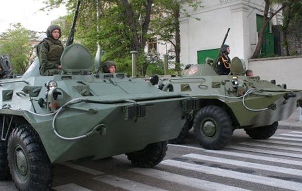 Стало известно, где в Киеве пройдет военная техника в рамках учений