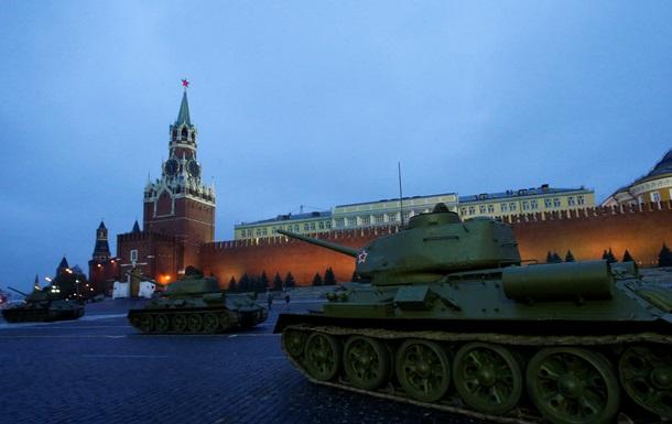 Парад Победы в Москве откроет крымская бронетехника – СМИ