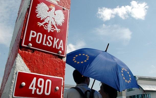 В составе ЕС поляки стали втрое богаче украинцев - исследование