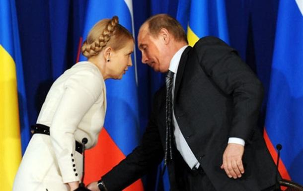 Юлія Тимошенко – єдиний кандидат від... Кремля