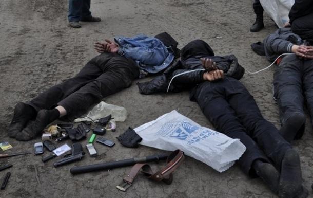 Задержаны подозреваемые в стрельбе по военным вертолетам вблизи Славянска – Минобороны