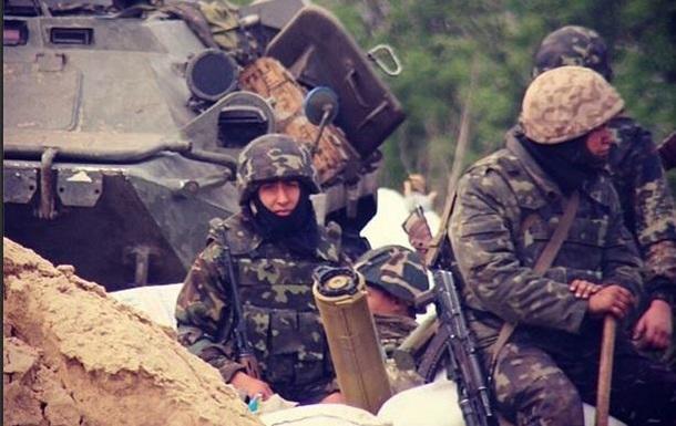 Возле Славянска идет ожесточенный бой с диверсантами, есть потери