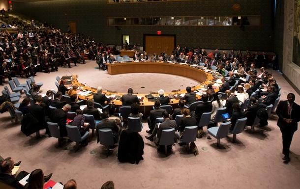 Страны Запада не поддержали Россию в осуждении силовых действий властей Украины