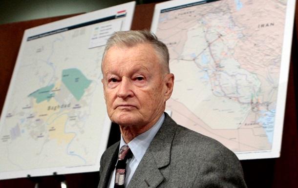 Бжезинский советует Обаме поставлять оружие в Украину