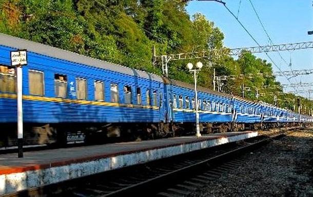 поездов по Украине
