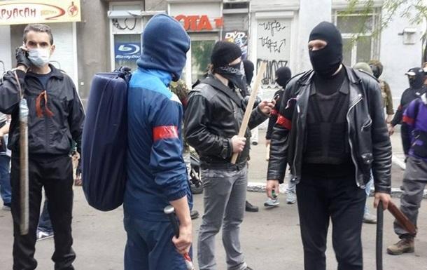 События в Одессе координировались диверсионными группами РФ – СБУ