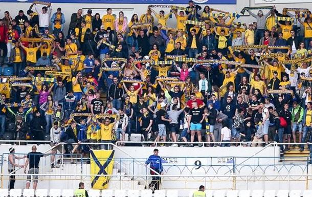 ФК Металлист опровергает обвинения в участии своих фанатов в столкновениях в Одессе