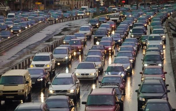 На День Победы ряд центральных улиц столицы будет перекрыт