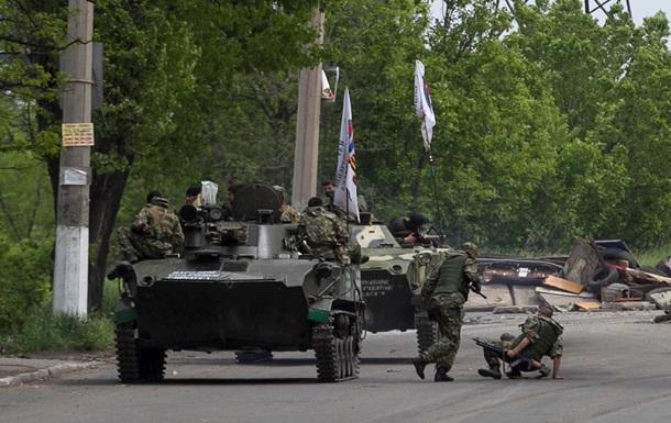 Бой за Славянск 5 мая. Фото и Видео