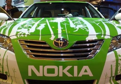 Nokia вложит $100 млн в автопром