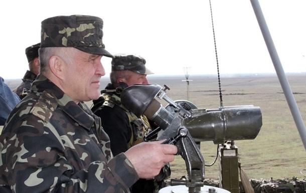 Турчинов назначил командующего сухопутными войсками Украины