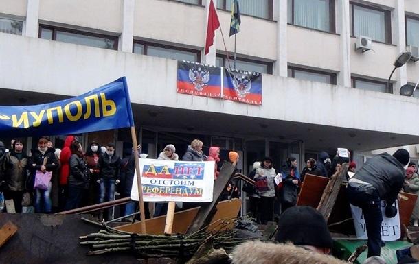В Мариуполе похитили представителей ОБСЕ – источник