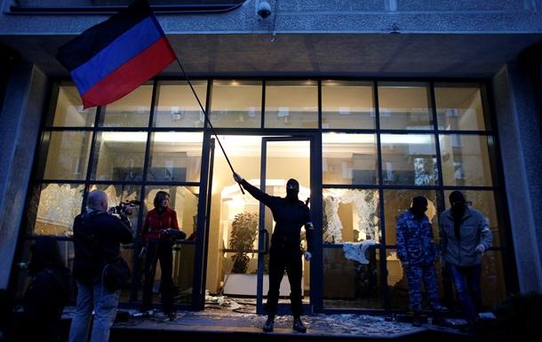 Захваты продолжаются: сепаратисты расширяют свое влияние в Донецкой области
