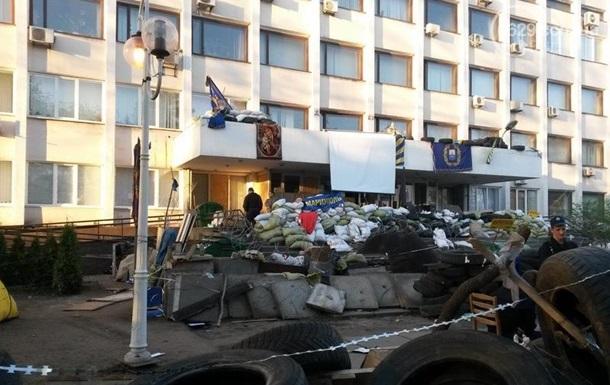 В Мариуполе протестующие покинули здание горсовета - СМИ