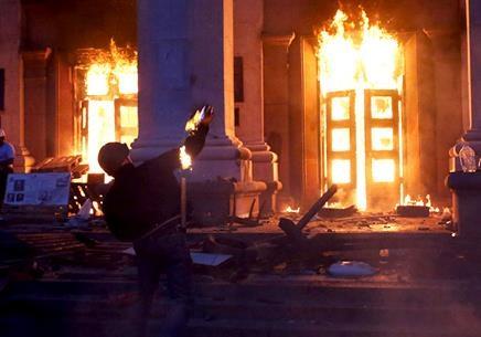 Побоище в Одессе направленно на срыв президентских выборов?