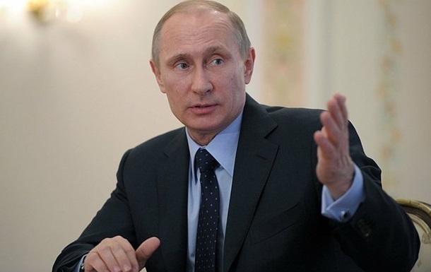 Путин призвал отложить назначенный на 11 мая референдум на Юго-Востоке